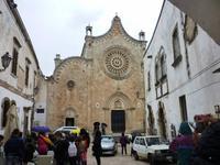 16.04.2014 Ostuni, Kathedrale