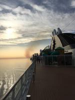 MSC Orchestra auf Fahrt durch´s Mittelmeer