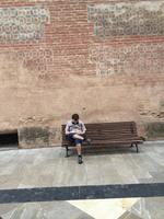 Malaga  Warten