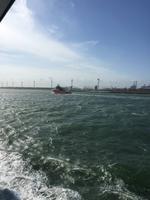 Rotterdam in Sicht