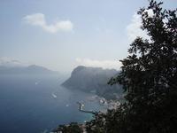 Ausblick von Ana Capri
