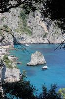Blick auf die östliche Steilküste Capris
