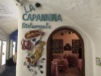 Abendessen im La Capannina