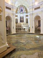 In der Kirche San Michele Anacapri