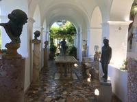 In der Villa von Axel Munthe