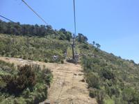 Fahrt mit dem Sessellift auf den Monte Solaro