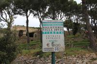 An der Villa Jovis