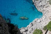 Blick aufs Meer von den Augustusgärten