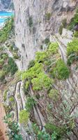 Insel Capri, Via Krupp