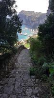 Insel Capri, Anacapri, phönizische Treppe