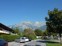In der Schweiz machten wir nochmals kurz halt.