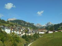 Dolomiten-Rundfahrt (Grödner Tal - St. Christina)