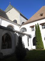 Kloster Neustift (Innenhof des Kreuzganges)