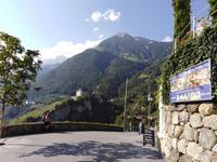 18.09.2018 Dorf Tirol mit Schloss Tirol