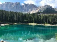 Karrersee und Lattemar