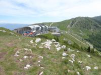 09.06.2017 Seilbahnendstation auf dem Monte Baldo