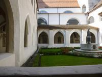 Kloster Neustift Kreuzgang