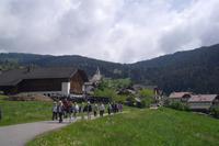 Panorama-Wanderung in Mölten