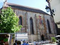 Pfarrkirche St. Nikolaus, Meran, 25.06.2013