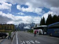 Dolomitenrundfahrt, Misurina-See, 27.06.2013