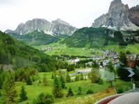 Dolomitenrundfahrt, Nähe Cortina, 26.06.2013