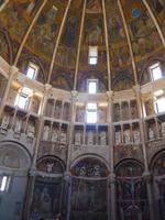 Baptiserium  Parma Innen