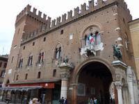 Rathaus von Ferrara