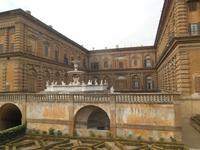 Florenz (Besuch des Boboli-Gartens - Palazzo Pitti)
