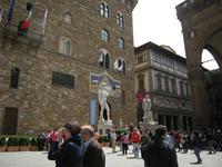 Piazza Signoria, das Wohnzimmer von Florenz