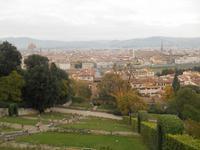 Florenz (besuch des Bardini-Gartens)