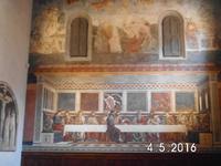 52 Fresco in Sant`Apollonia
