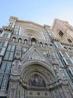 Florenz – Eingang in den Dom