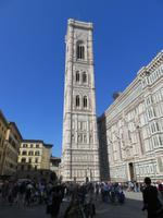 Florenz – Blick zum Campanile
