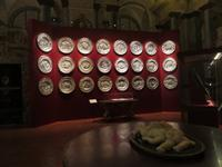 Im Silbermuseum des Palazzo Pitti