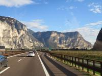 Auf dem Weg zum Brenner