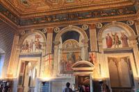 im Palazzo Vecchio
