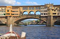 Bootsfahrt auf dem Arno