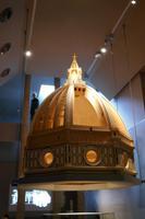 Kuppelbau Dom - hier Modell