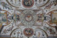 Grottesken Laubengang Uffizien