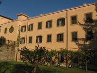 In den Albaner Bergen- Hotel Villa Vecchia