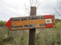 013 Franziskusweg nach Caprese