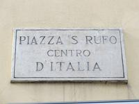 067 Rieti, Mittelpunkt Italiens