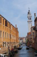 Venedig ein schiefer Turm