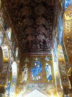 in der Capella Palatina in Palermo