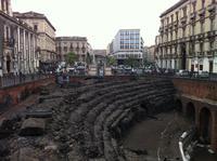 antikes Theater Catania