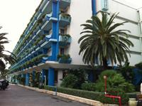 unser Hotel Naxos Beach in Giardini Naxos