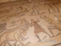 Piazza Armerina:Fußboden-Mosaik