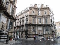 Palermo:Quattro Canti