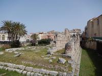 Syrakus Apollotempel