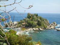Taormina -Isola Bella